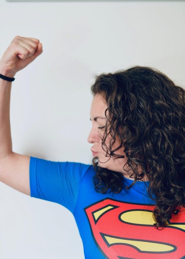 Maria's Superpower
